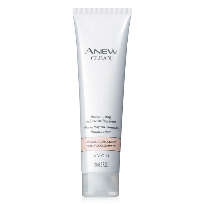 anew-clean-illuminating-rich-cleansing-foam