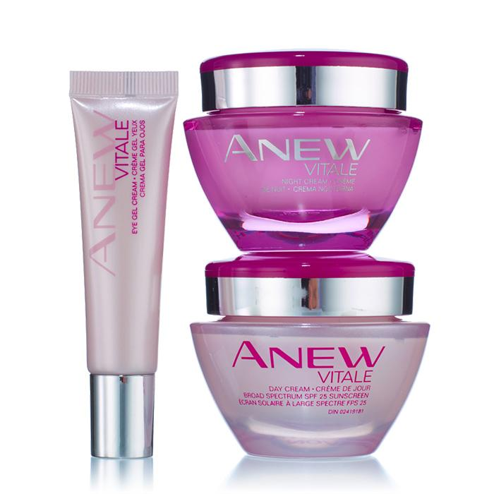 Anew Vitale Radiance Regimen ($82 Value)